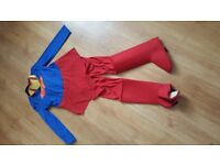 Supergirl dress up outfit