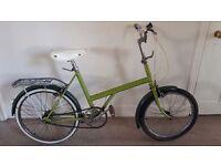 Classic/Vintage/Retro Raleigh Shopper Bike