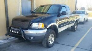 Ford F-150 Supercab 2001
