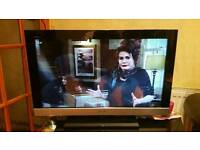 """32 """" Sony LCD tv full HD USB port with built-in freeview."""