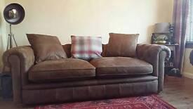 Large 3 seater A&J sofa