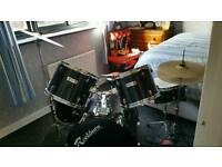 Rockbourne 7pc drumkit