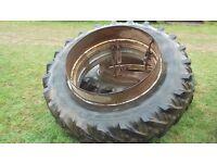 Tractor Dual Wheels 16.9 x R38
