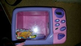 Childs microwave toy