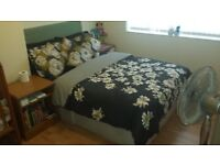 Available ASAP - Double Bedroom