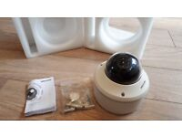 HIKVISION 2MP IP IR Dome CCTV Camera Motorized Varifocal Lens PoE / Micro SD