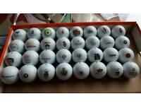 43 special titleist prov1 golf balls