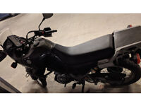 Yahama XTZ 660 motorcycle spares or repairs