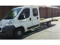 Car Transportation delivery service & Recovery breakdown
