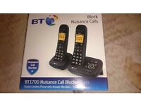 BT Twin phones (BRAND NEW)