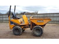 Thwaites 1 Tonne High Lift Dumper 2010 Great condition.