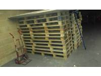 Double bed size pallets