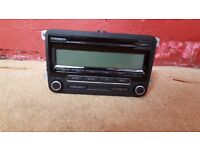 Volkswagen VW Passat Radio CD Player Stereo 1K0 035 186 AA, Fits other VWs too