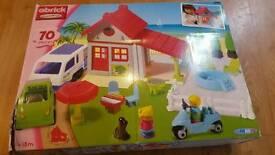 Abrick holiday home play set
