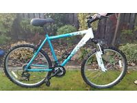 Apollo Twilight Ladies Mountain Bike 21 gears and Front Suspension