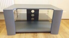 Grey TV stand/unit