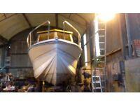 Fishing boat Hellraiser hr223