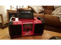 Milwaukee Heavy duty/outdoor radio