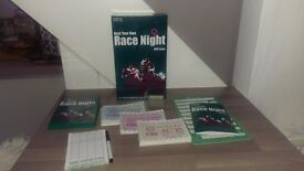 HORSE RACING NIGHT DVD - NIGHT AT THE RACES