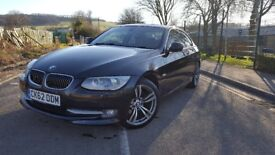 Bmw 325i se coupe, full service history, 2 owners, 2 keys, red dakota leather, excellent condition.