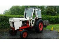 DAVID BROWN TRACTOR 1410 TURBO WITH LINK BOX