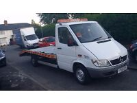 Mercedes Sprinter 313 CDI (LWB) 2005 Recovery Truck