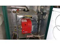 High Efficiency Oil Boiler