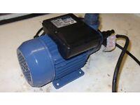"Clarke 1"" Electric Water Pump"