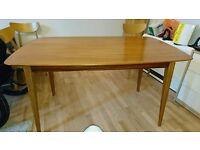 Vanson Mid-Century Dining Table