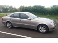 2006 Mercedes E220 - Classic CDI 4 door saloon Diesel car