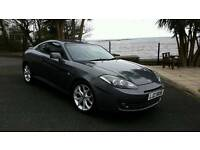 Hyundai Coupe SIII, 2007, 1975cc, Metallic Grey, MOT Oct 2017