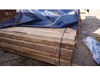 Oak posts 4x4. 6x6. 8x8 from 1.6 to 3m