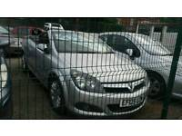CHEAP SUMMER BARGAIN 2009 VAUXHALL ASTRA CONVERTIBLE 1.8 SPORT LOW MILEAGE