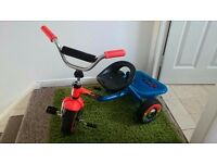 Child's Tricycle suitable up to 4 years of age