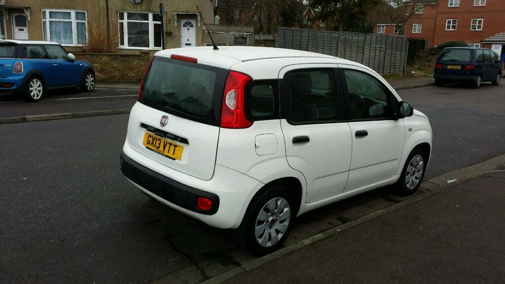 fiat panda pop 1 2 2013 in enfield london gumtree. Black Bedroom Furniture Sets. Home Design Ideas