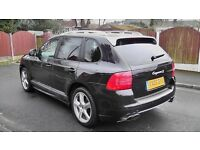 Porsche Cayenne S 4,5 S low miles full body kit excellent condition must see