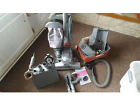 Kirby Sentria hoover/carpet cleaner in perfect working order. £250 ono.