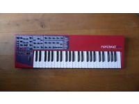 Clavia Nord Lead 2X - VA synthesizer - excellent condition