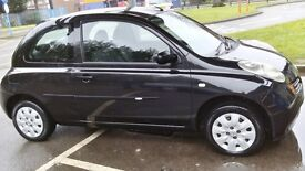 2005 NISSAN MICRA AUTOMATIC