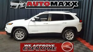 2016 Jeep Cherokee North $195 Bi-Weekly! APPLY NOW DRIVE NOW!