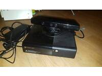 Xbox 360 console all cables