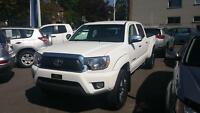 2013 Toyota TACOMA DBL CAB LIMITED