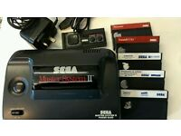 Sega Master System 2 Console Bundle 5 Games and built in Sonic Retro