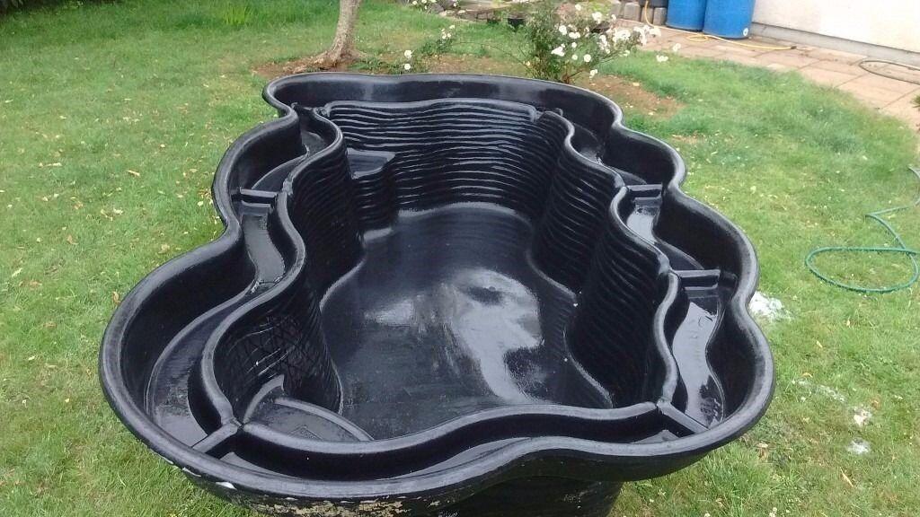 ubbink pre formed garden pond   in Hartlepool, County ...
