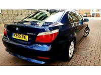 BMW 525D 2006 Automatic diesel long MOT fully loaded start stop button