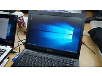 Intel® Core™ i5 Dell Latitude 4 GB RAM and 500 GB. Win 10 Pro and Microsoft Office. In our shop now