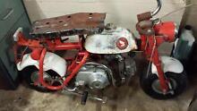 Wanted ..Honda Z50 mini monkey bikes Hurstville Hurstville Area Preview