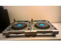 Pioneer cdj 850's (pair)