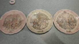 Royal Doulton wall plates
