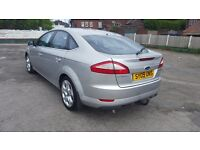 FORD MONDEO TITANIUM 2.LITER DIESEL AUTOMATIC TOP CONDITION PERFECT RUNNER WARRANTY IS AVAILABLE